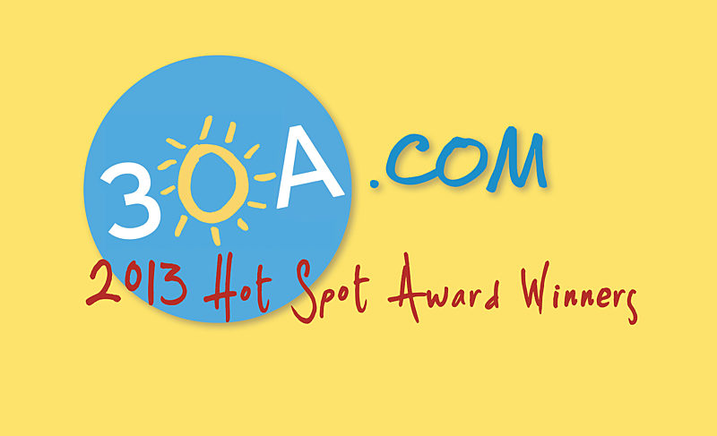 2013 Hot Spot Award Winners