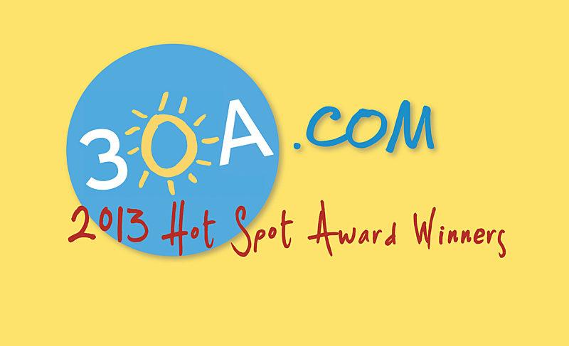 2013 Hot Spot Award Winners