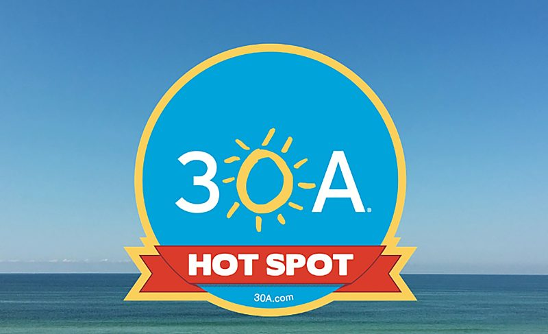 2017 30A Hot Spot Awards