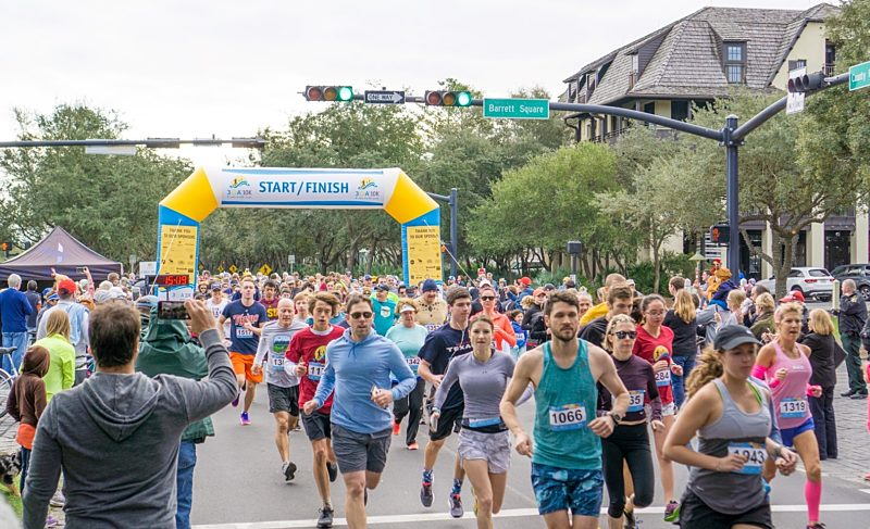 2nd Annual 30A 10-K & 1 Mile Fun Run