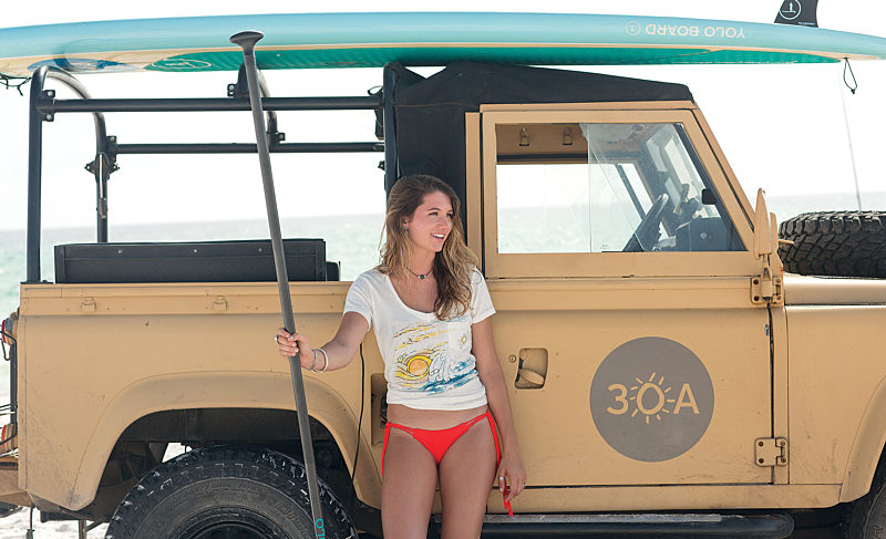 30A.com Featured in Land Rover Monthly