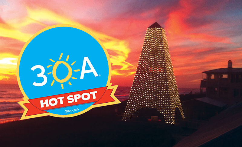 30A.com Hot Spot Poll Winners 2014