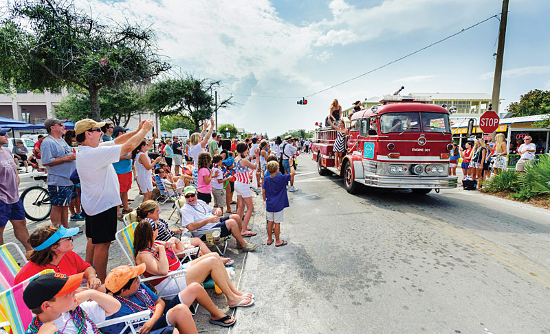 35th Anniversary - Fourth of July Parade