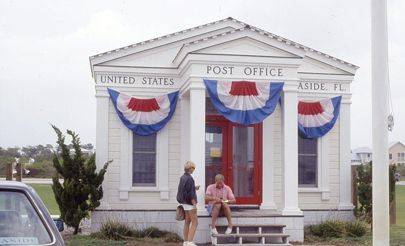 35th Anniversary - Seaside Post Office