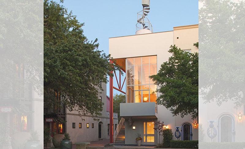 Alexander Gorlin Architects in 2016 AD100