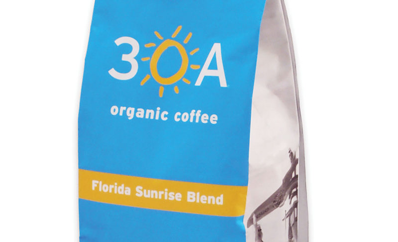 Amavida Coffee & Tea and  30A.com launch 30A Coffee