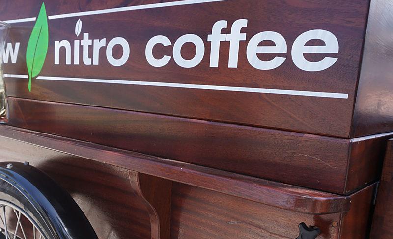 Amavida Coffee & Tea on Wheels