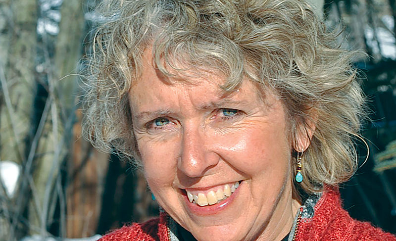 Artist-in-Residence Bobbie Pyron