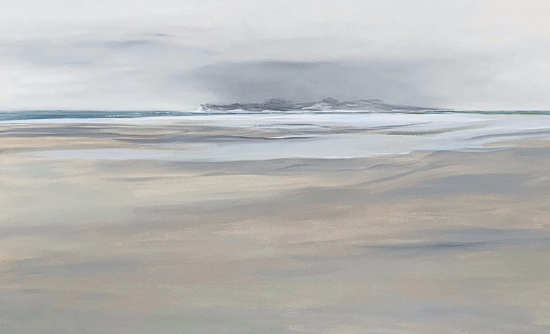 Artist Joan Vienot Returns to Seaside