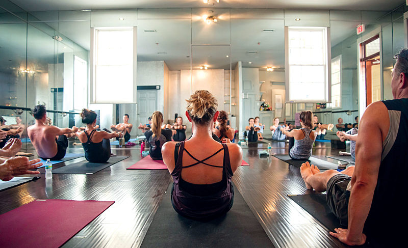 Believe Studio offers a broad range of fitness classes