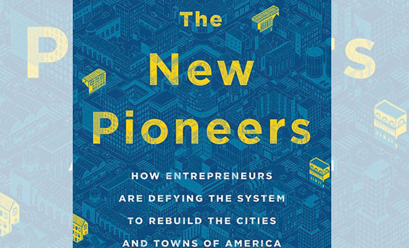 Book Spotlight: The New Pioneers