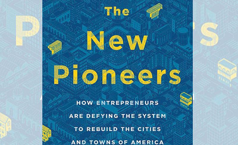 Book Spotlight: The New Pioneers