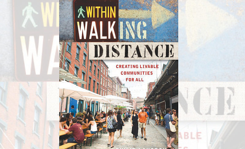 """Book Spotlight: """"Within Walking Distance"""""""