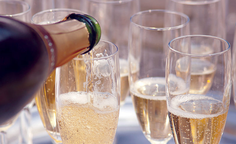 Bring out the Bubbly