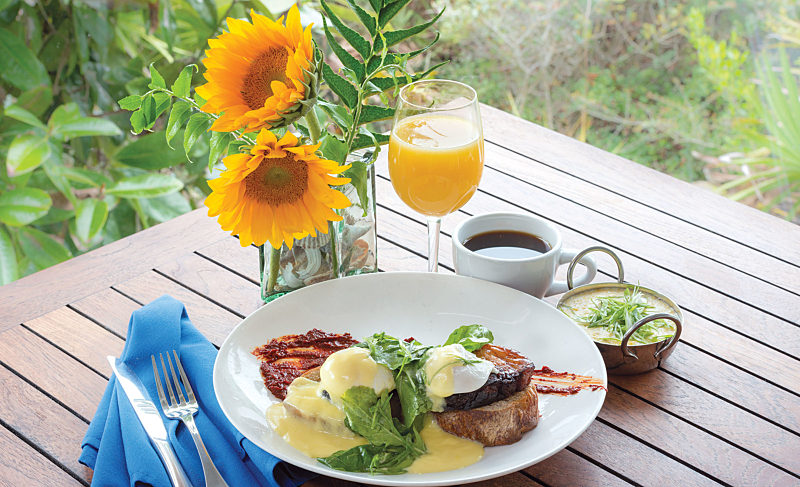 Bud & Alley's adds farm-to-table-inspired breakfast