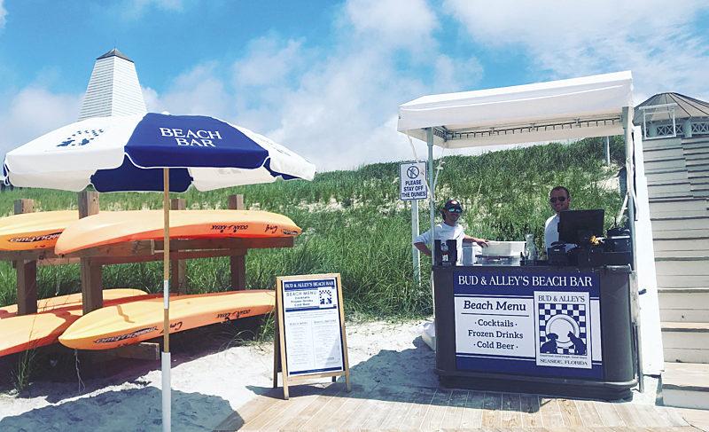 Bud & Alley's Beach Bar