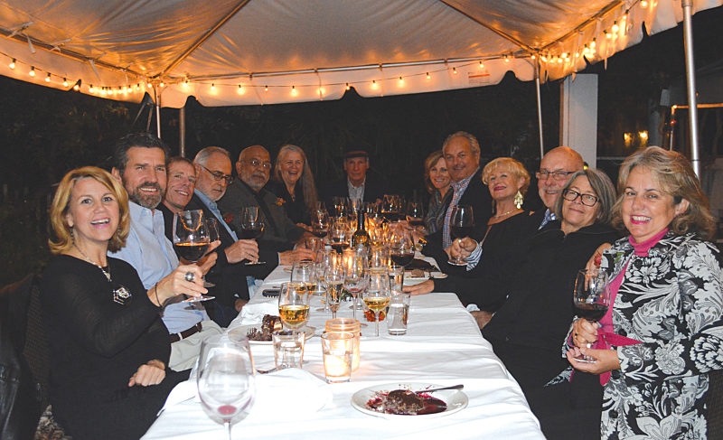 Bud & Alley's Wine Dinner