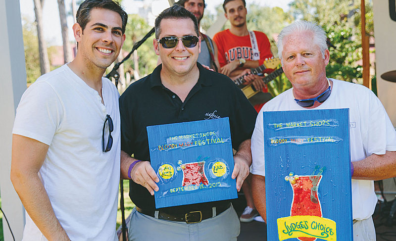 Bud & Alley's wins at Bloody Mary Festival, celebrates Coastal Living happy hour