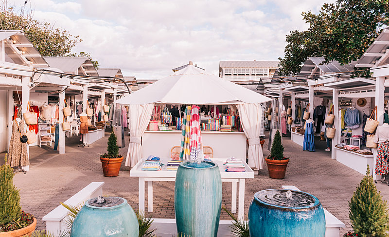Cabana by The Seaside Style® Summer Pop-Ups Include Custom Denim and Cozy Sweatsuits