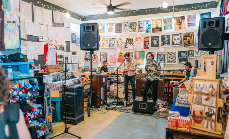 Central Square Records employees share favorite albums for fall