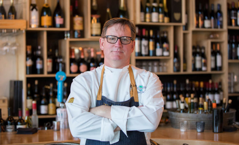Chef Jim Shirley honored with Visit South Walton's 2020 Van Ness Butler Jr. Award