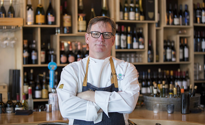 Chef Jim Shirley to Cook a Modern Southern Dinner at the James Beard House in New York City