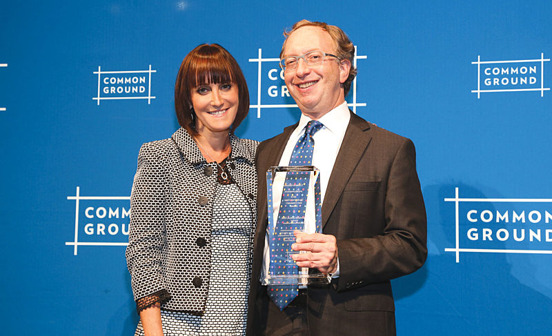 Common Ground Honors Architect Alexander Gorlin