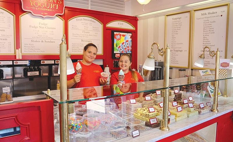 Dawson's Yogurt & Fudgeworks Celebrates 30 Years