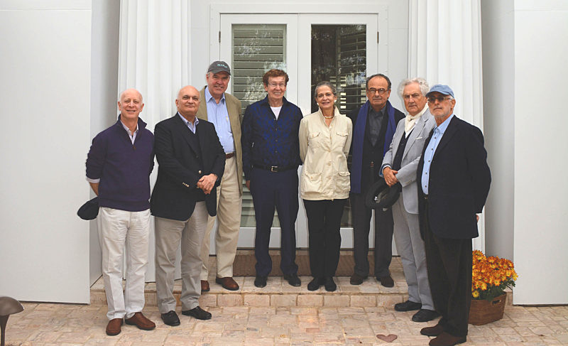 Driehaus Prize Jury Meets in Seaside