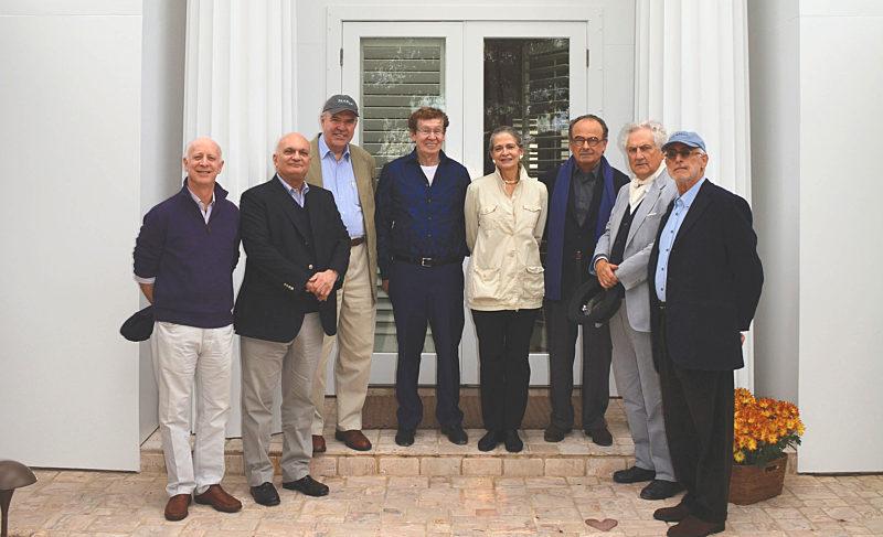 Driehaus Prize Jury Meets in Seaside