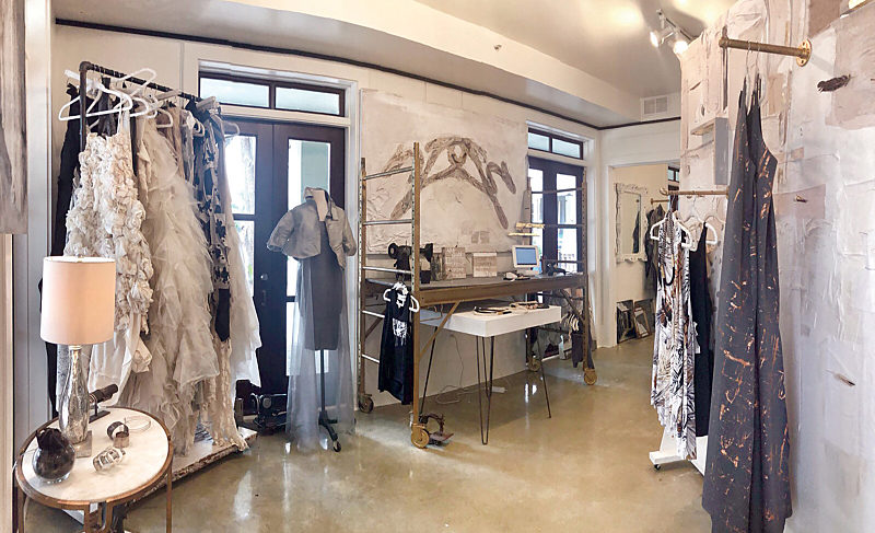 Fashion Designer Nicole Paloma Opens Store in Seaside