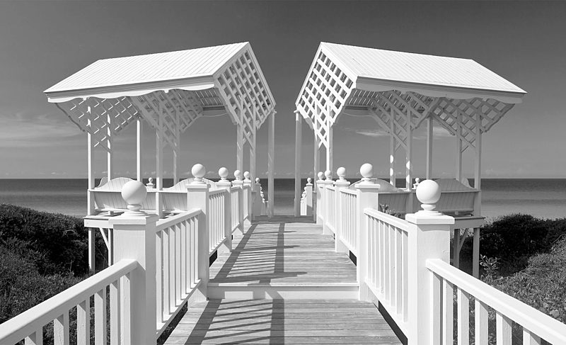 Gateways to the Beach - East Ruskin Street Beach Pavilion