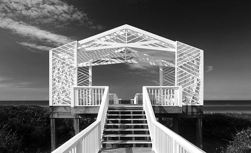 Gateways to the Beach - Odessa Street Beach Pavilion