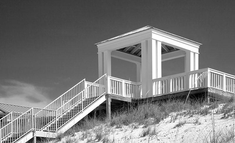 Gateways to the Beach - Savannah Street Beach Pavilion