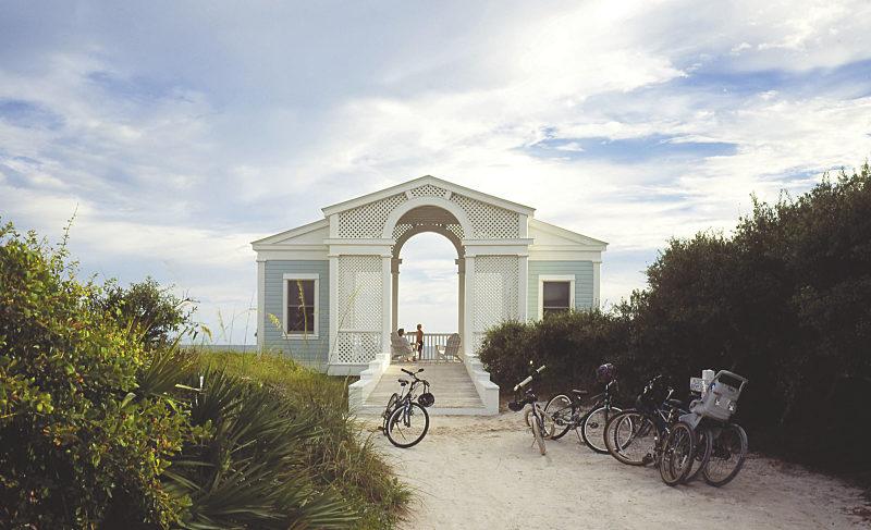 Gateways to the Beach - Tupelo Street Beach Pavilion