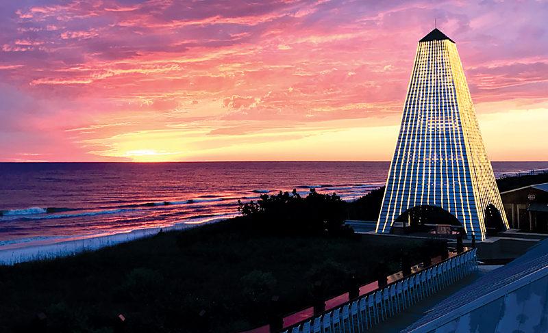 Gateways to the Beach - Coleman Pavilion