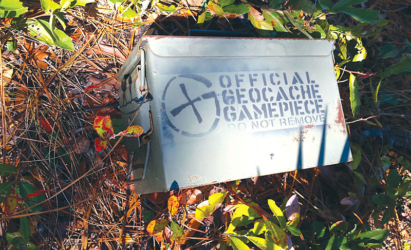 Geocaching—A Family Adventure