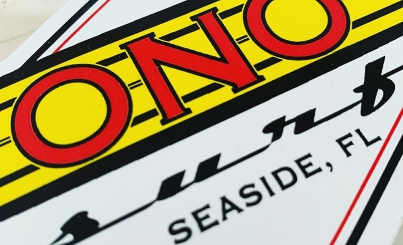 ONO Surf Shop: Gnarly Boards Make a Splash During Spring Break