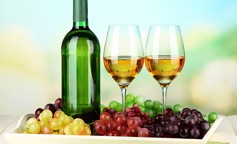 'Green' Wine is Organic and Sustainable