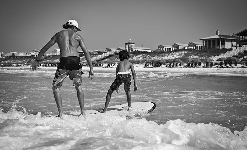 Hey Kids, Surfs Up!