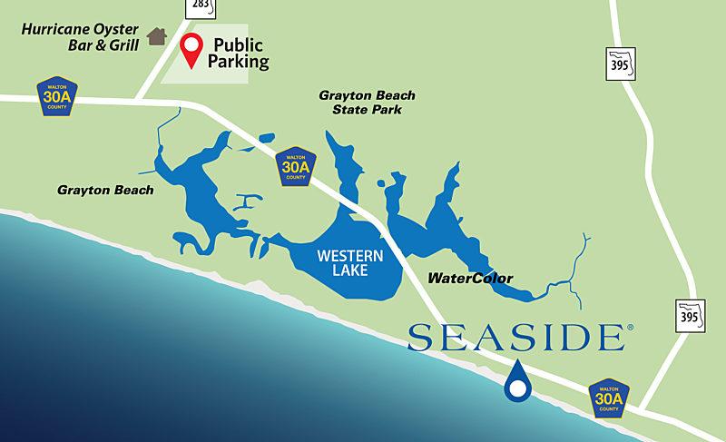 How do you Seaside