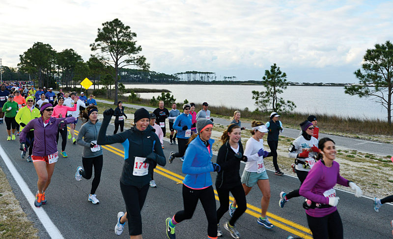 Lace Up for Seaside's Premier Running Event