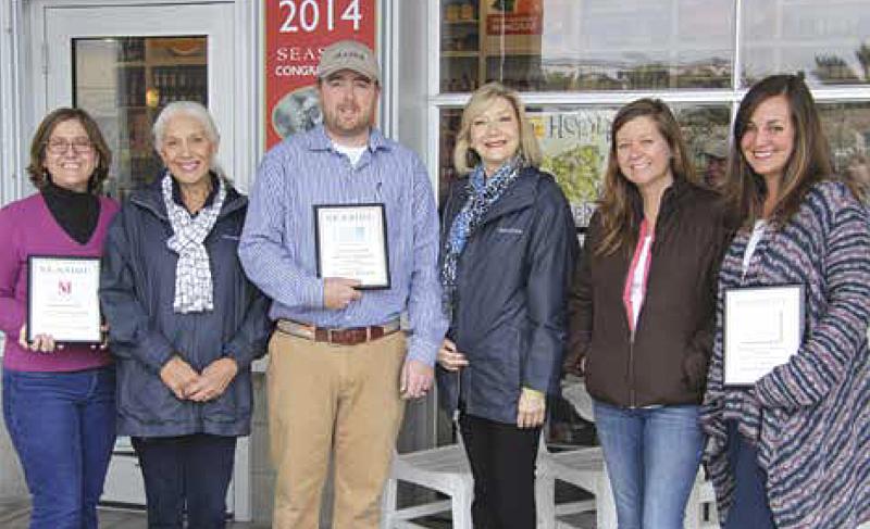 Merchant Appreciation Awards 2014