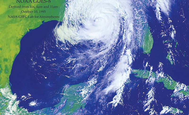 My Seaside Story: Hurricane Opal