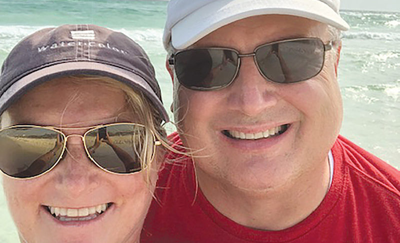 My Seaside Story: Rick and Tina Stanfield