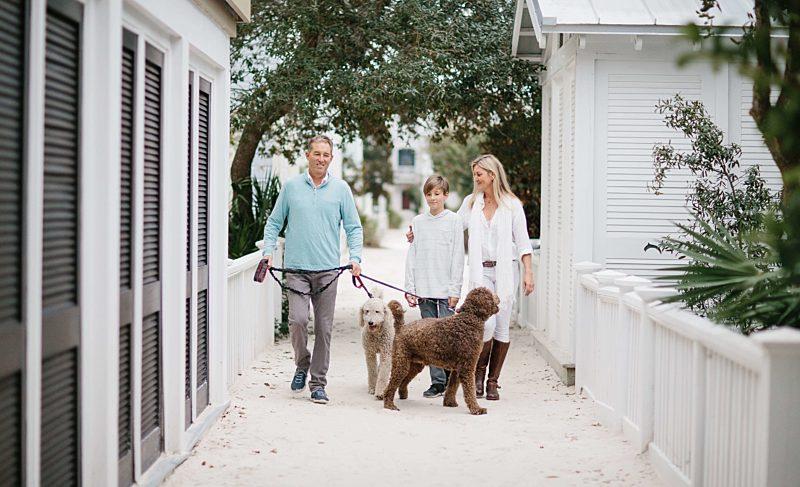 New family makes Seaside home