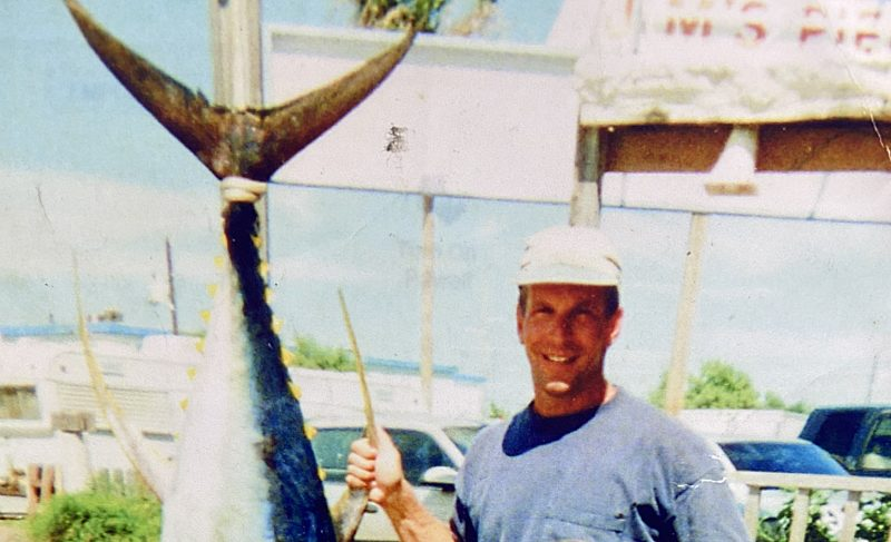Ono Surf Shop Owner Jim Caldwell is an Inspiration