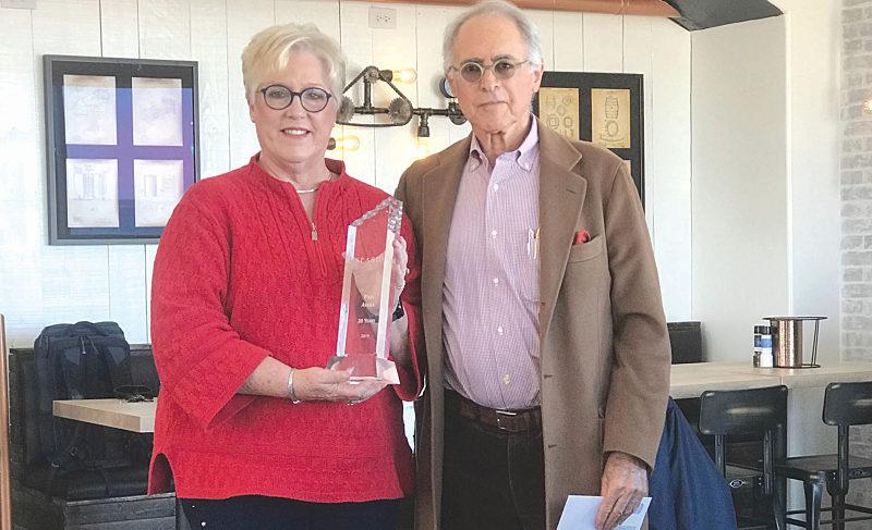 Pam Avera Celebrates 20 years