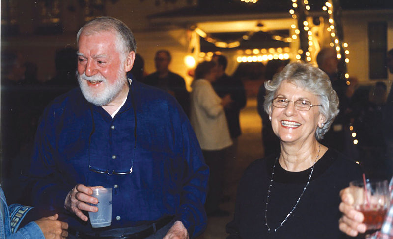 Partners in Life and Business 2: Charles and Sarah Modica; Heavenly and Bill Dawson