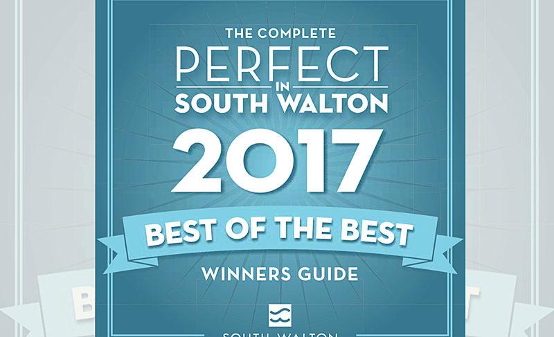Perfect in South Walton 2017